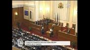 Волен Сидеров 27.10.2014. Откриване на 43-то Народно събрание! Реч!