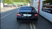 Mercedes Cls55 W219 Amg Cks Performance exhaust