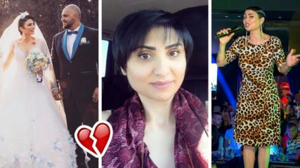 5 месеца след сватбата: Софи Маринова се разведе, Гринго я биел!