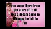 Nick Jonas - Im your biggest fan (lyrics and bg prevod)