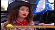 Аня Пенчева с подробности за информационна кампания за здравето на щитовидната жлеза - На кафе