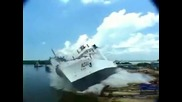 Спускане на Вода - How ships are launched