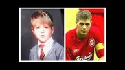 Футболните Звезди Като Деца!!!