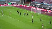Уест Хям - Манчестър Сити 1:0 /първо полувреме/