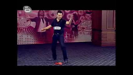 Music Idol 3 - Хахо , Dj От Враца Закопа Журито 10.03.09