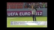 Прандели смята, че Италия заслужено е спечелила срещу Англия