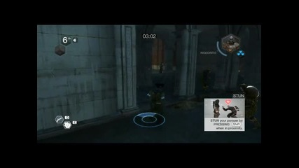 Assassin's Creed Brotherhood multiplayer gameplay pt2