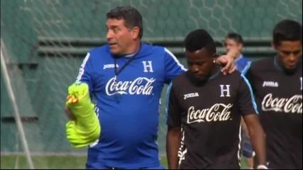 Хондурас също се подготвя за Мондиала