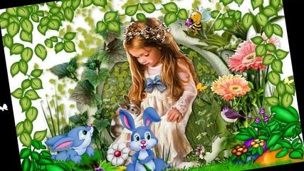 Spring, Joy, Easter, Children! ... ... (музыка Игорь Двуреченский) ... ...