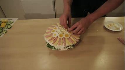 Regular Ordinary Swedish Meal Time - Superior Smorgascake