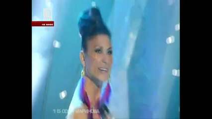 Софи Маринова - Love Unlimited Eurovision 2012