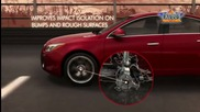 2012 Buick с технология на ходовата част!