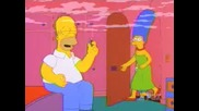 The Simpsons S13 E16 Weekend at Burnsie