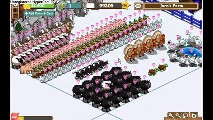 Facebook - Farmville - Моята Ферма 36 ниво!