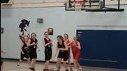 Най-некъдърния отбор по баскет