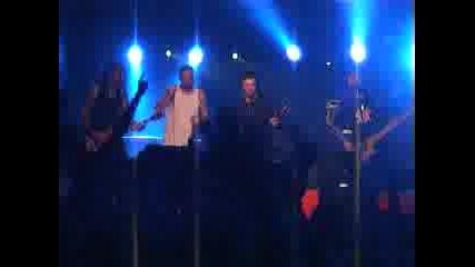 Artery - Take It From Me (feat. Shutta) - Live in Sofia 2008
