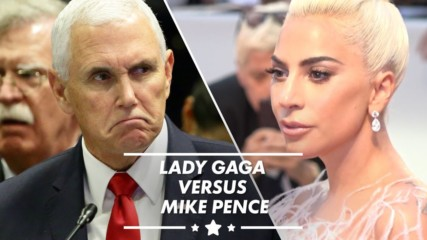 Lady Gaga SLAMS Mike Pence as 'worst representation of Christianity'
