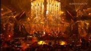 Евровизия 2013 - Финал - Emmelie de Forest - Only Teardrops ( Дания ) - Live
