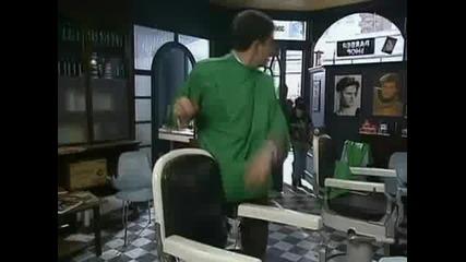 Фризьорът Mr. Bean - Супер Смях !