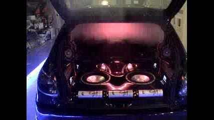 Peugeot 206 - Музика