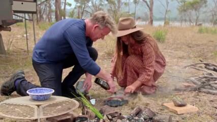 Гордън Рамзи: Кулинарният изследовател | сезон 2 | откъс от еп. Дивата Тасмания
