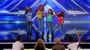 The X Factor usa 2013 s03e03 (част 1)