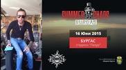 Godsmack На Summer Chaos Festival В Бургас На 16 Юни 2015