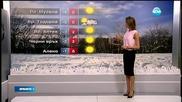 Прогноза за времето (26.12.2015 - централна)