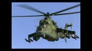 История на руският военен хеликоптер Ми - 24