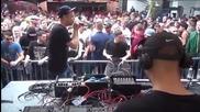 Drum&bass; arena Summer Selection Bbq 2015 - Serum & Bladerunner