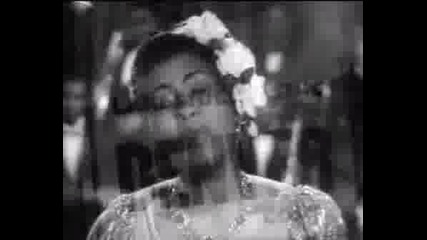 Billie Holiday And Louis Armstrong, The Bl