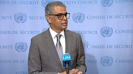 UN: Indian envoy brands Article 370 as 'internal matter' as UNSC talks Kashmir