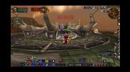 World of Warcraft Убиване на Kelthuzad