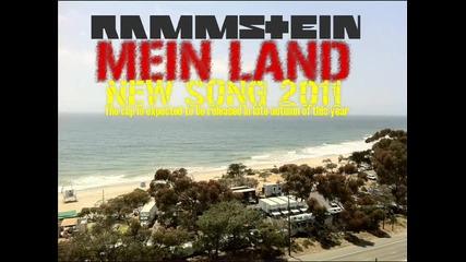 Rammstein - Mein Land (демо)
