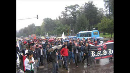 Rash Bogota & Sharp Bogota... Marcha Antifascista.avi