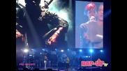 За Първи Път Live - Eminem Ft. Rihanna - Love The Way You Lie с Превод