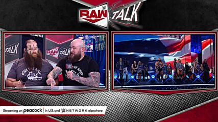 The Viking Raiders want a WrestleMania moment: Raw Talk, April 12, 2021