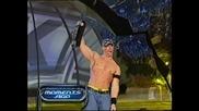 Рей Мистерио Срещу Еди Гереро - Разбиване (18.03.2004)