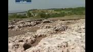 Крим - Археология - Мангуп Кале - Град Крепост