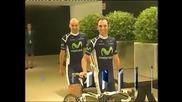 """Алехандро Валверде ще бъде лидер на """"Мовистар"""" в Тура"""