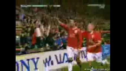 Manchester United - 7:1 The Best (first Time)