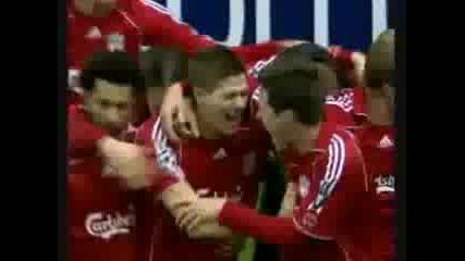 Steven Gerrard Best Compilation