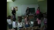 Неделно Училище В Църква Благовестие Деца От 3 До 6 Годинки