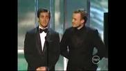 Сладурите Heath & Jake - Sag Awards 2006 ;