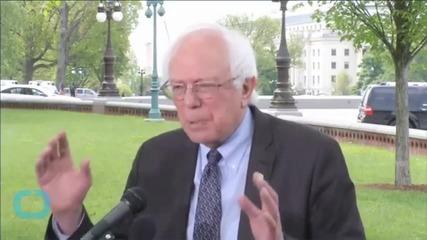 Bernie Sanders: 'We're in This Race To Win'