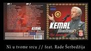 Kemal Monteno i Rade Serbedzija - Ni u tvome srcu - (LIVE)(Skenderija 2003)