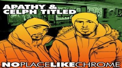Apathy feat. Celph Titled - Rap Legend (2017)