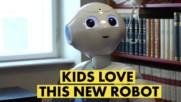 MACHINA е новият най-добър приятел на децата