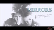 ● Jeremy & Elena ● | Cause it's like you're my mirror