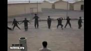 армейска физарядка - много добри спортисти